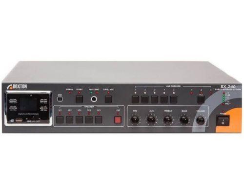 ROXTON SX-240 Комбинированная система оповещения