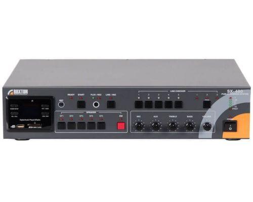 ROXTON SX-480 Комбинированная система оповещения